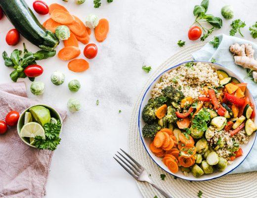 fruit groenten onbewerkt orthomoleculair